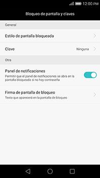 Desbloqueo del equipo por medio del patrón - Huawei G8 Rio - Passo 4