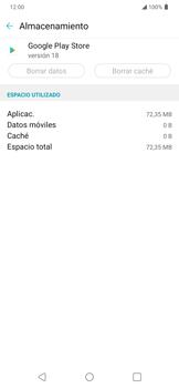 Limpieza de aplicación - LG K40S - Passo 10
