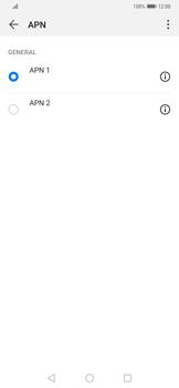 Configura el Internet - Huawei Mate 20 Pro - Passo 15