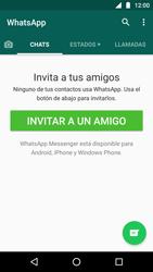 Configuración de Whatsapp - Motorola Moto G5 - Passo 13