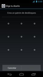 Desbloqueo del equipo por medio del patrón - Motorola RAZR HD  XT925 - Passo 8
