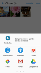 Transferir fotos vía Bluetooth - Samsung Galaxy S6 Edge - G925 - Passo 11