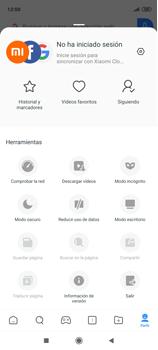 Configura el Internet - Xiaomi Redmi Note 9 Pro - Passo 24