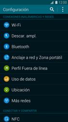 Desactiva tu conexión de datos - Samsung Galaxy S5 - G900F - Passo 3