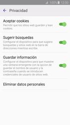 Limpieza de explorador - Samsung Galaxy S6 Edge - G925 - Passo 7
