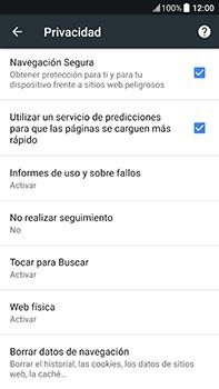 Limpieza de explorador - HTC U11 - Passo 10