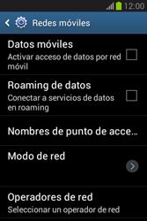 Desactiva tu conexión de datos - Samsung Galaxy Fame Lite - S6790 - Passo 6
