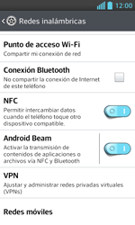 Configura el Internet - LG Optimus L5 II - Passo 5