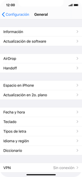 Actualiza el software del equipo - Apple iPhone XS - Passo 5
