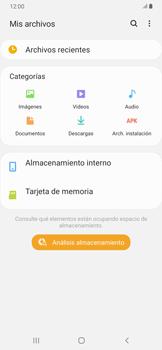 Transferir datos desde la tarjeta SD a tu dispositivo - Samsung Galaxy A30 - Passo 4