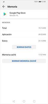 Limpieza de aplicación - Huawei P30 Pro - Passo 6