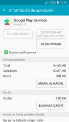 Limpieza de aplicación - Samsung Galaxy S6 Edge - G925 - Passo 10