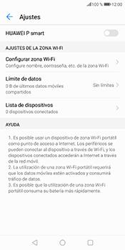 Configura el hotspot móvil - Huawei P Smart - Passo 10