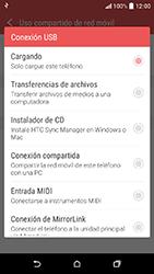 Comparte la conexión de datos con una PC - HTC Desire 530 - Passo 8