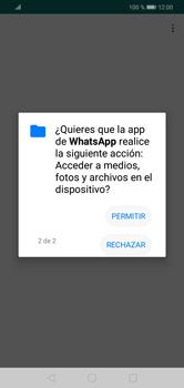 Configuración de Whatsapp - Huawei Y7 2019 - Passo 9