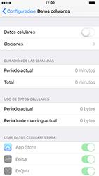 Desactiva tu conexión de datos - Apple iPhone 7 - Passo 4