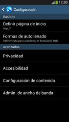 Configura el Internet - Samsung Galaxy S4 Mini - Passo 23