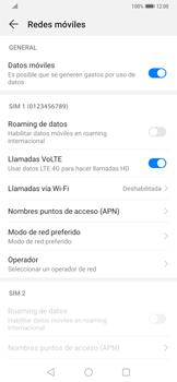 Desactiva tu conexión de datos - Huawei Mate 20 Pro - Passo 4