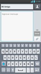 Envía fotos, videos y audio por mensaje de texto - LG Optimus G Pro Lite - Passo 7