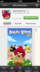 Instala las aplicaciones - Apple iPhone 5 - Passo 8