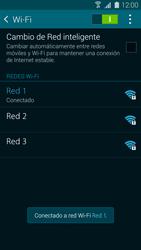 Configura el WiFi - Samsung Galaxy S5 - G900F - Passo 8