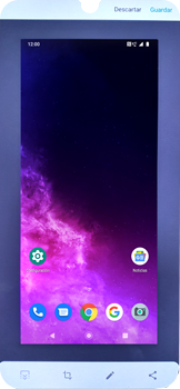 Tomar una captura de pantalla - Motorola One Zoom - Passo 3