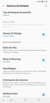 Desbloqueo del equipo por medio del patrón - Samsung A7 2018 - Passo 5