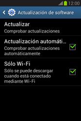 Actualiza el software del equipo - Samsung Galaxy Fame Lite - S6790 - Passo 11