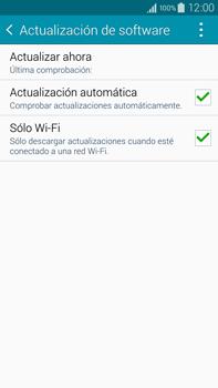 Actualiza el software del equipo - Samsung Galaxy Note IV - N910C - Passo 7