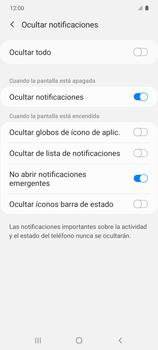 Cómo configurar el modo no molestar - Samsung Galaxy S10 Lite - Passo 21