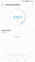 Actualiza el software del equipo - Huawei P9 Lite 2017 - Passo 5