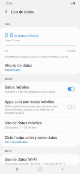 Desactivación límite de datos móviles - Samsung Galaxy A50 - Passo 6