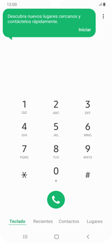 Habilitar el desvío de llamadas - Samsung Galaxy A30 - Passo 4
