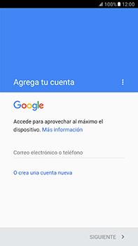 Crea una cuenta - Samsung Galaxy A7 2017 - A720 - Passo 3