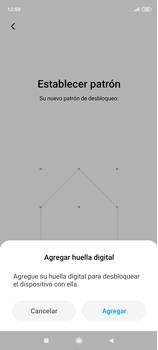 Desbloqueo del equipo por medio del patrón - Xiaomi Redmi Note 9 Pro - Passo 11