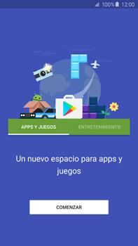 Instala las aplicaciones - Samsung Galaxy Note 5 - N920 - Passo 4