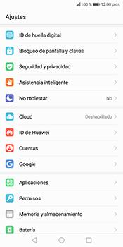 Limpieza de aplicación - Huawei Mate 10 Lite - Passo 2