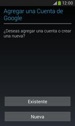 Crea una cuenta - Samsung Galaxy Trend Plus S7580 - Passo 3