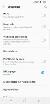 Configura el WiFi - Samsung Galaxy S9 - Passo 5