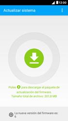 Actualiza el software del equipo - Alcatel Pixi 4 5 - OT5045 - Passo 9