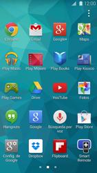 Uso de la navegación GPS - Samsung Galaxy S5 - G900F - Passo 3