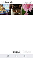 Transferir fotos vía Bluetooth - LG X Cam - Passo 6