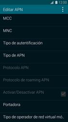 Configura el Internet - Samsung Galaxy S5 - G900F - Passo 14