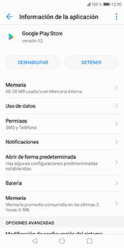 Limpieza de aplicación - Huawei Y6 2018 - Passo 5