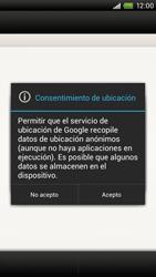 Activa el equipo - HTC ONE X  Endeavor - Passo 10