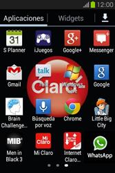 Configuración de Whatsapp - Samsung Galaxy Fame GT - S6810 - Passo 3