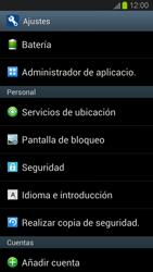 Desbloqueo del equipo por medio del patrón - Samsung Galaxy S 3  GT - I9300 - Passo 4