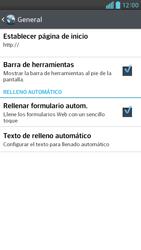 Configura el Internet - LG Optimus G Pro Lite - Passo 23
