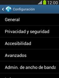 Configura el Internet - Samsung Galaxy Pocket Neo - S5310L - Passo 23