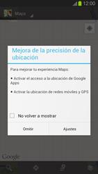 Uso de la navegación GPS - Samsung Galaxy S 3  GT - I9300 - Passo 4